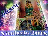 Vitulazio 2018 - batteria - Pirotecnica San Pio